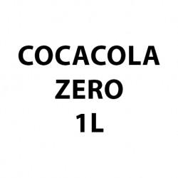 Coca-cola Zero 1 litro