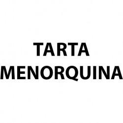 Tarta Menorquina Pack
