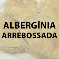 Albergínia arrebosada