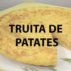 Truita patates