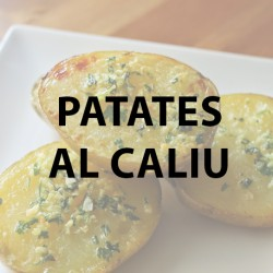 Patates caliu