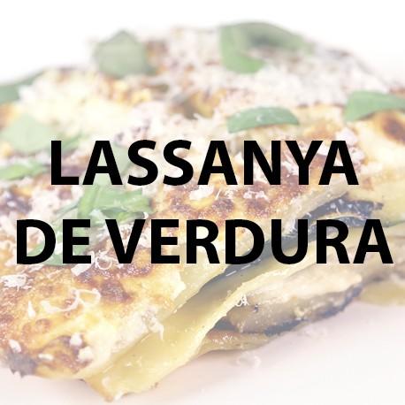 lasanya verdura