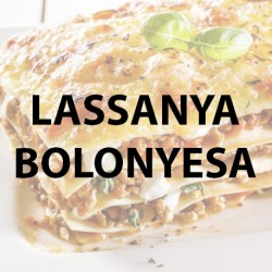 Lasanya Bolognesa