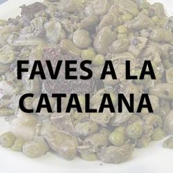 Faves catalana